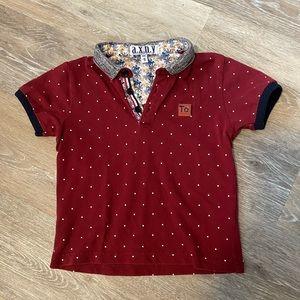 A.x.n.y. Boys size 2/3 polo shirt